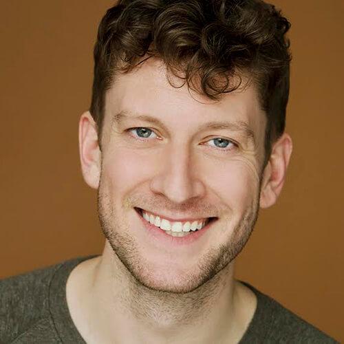 Actor Joshua R. Pyne