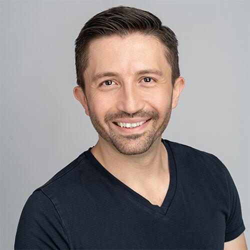 Actor Yusuf Yildiz