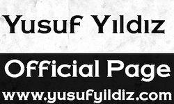 Yusuf Yildiz Official Web Page