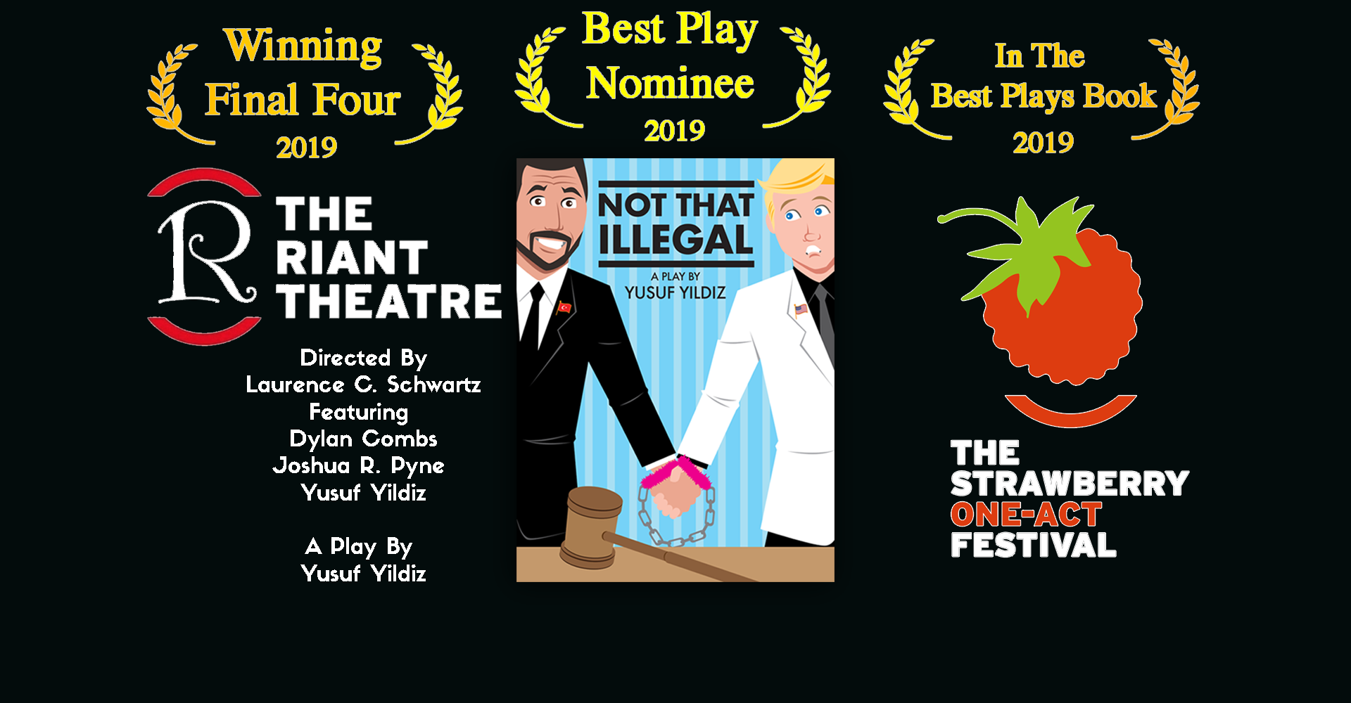 The-Strawberry-One-Act-Festival-2019